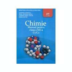Manual Chimie C1+C2 pentru clasa a XII-a