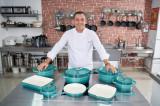 Grill Fonta Emailata 26.5X26.5X5 Cm, Taste Of Home By Chef Sorin Bontea, Heinner