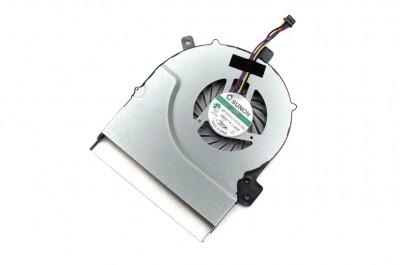 Cooler Laptop, Asus, X55V, cu 4 pini foto