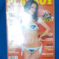 Playboy Romania - martie 2007