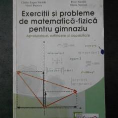 C. EUGEN NACHILA - EXERCITII SI PROBLEME DE MATEMATICA FIZICA PENTRU GIMNAZIU