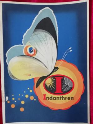 Indanthren, 1938 vopsea pentru țesături foto