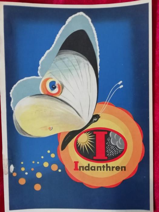 Indanthren, 1938 vopsea pentru țesături