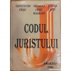 Codul juristului
