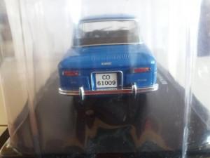 Macheta Renault 8 TS - 1968 - IXO Salvat 1:24