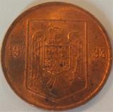 Moneda 1 LEU - ROMANIA, anul 1993 *cod 1117 A = circulata