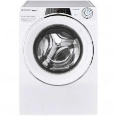 Masina de spalat rufe Candy RapidO RO16106DXHC5\1-S, 10 kg, 1600 rpm, motor Inverter, Wi-Fi, Smart Steam, clasa A+++, alb