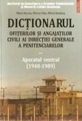 Dictionarul ofiterilor si angajatilor civili ai Directiei Generale a Penitenciarelor, vol. 2 foto