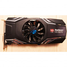 Placa video Sapphire Radeon HD6870 1GB GDDR5 256-bit HDMI