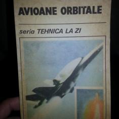 AVIOANE ORBITALE-F.ZAGANESCU