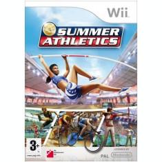 Summer Athletics Wii