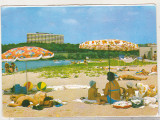 Bnk cp Eforie Nord - Plaja - circulata, Printata