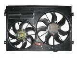 Ventilator, radiator VW PASSAT (362) (2010 - 2014) TYC 837-0026