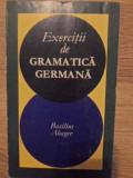 EXERCITII DE GRAMATICA GERMANA-BASILIUS ABAGER