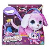 Catelus interactiv Glamalots FurReal, Multicolor, Hasbro