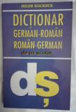 Dicționar german-român, român-german