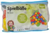 Cumpara ieftin Set 100 bile colorate in gentuta Knorrtoys, Multicolor, Plastic