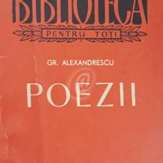 Poezii (Alexandrescu) (Princeps)