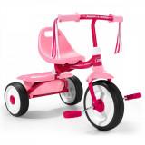 Tricicleta pliabila Radio Flyer Fold 2 Go, Roz