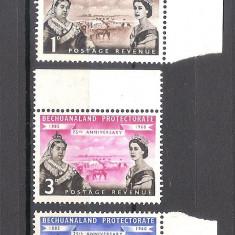 Colonii, Africa, Bechuanaland, 1960, regine, MNH