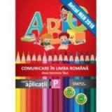 Comunicare in limba romana - clasa pregatitoare - super colorat!