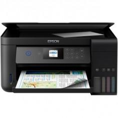 Multifunctional Inkjet Color Epson EcoTank ITS L4160