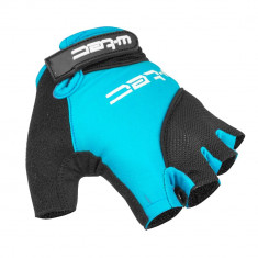 Manusi Ciclism W-TEC Sanmala AMC-1023-22 - Negru/Albastru