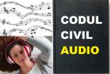 Codul Civil Audio