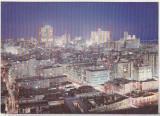 Bnk cp - Cuba - Havana - Vedere nocturna - uzata, Necirculata, Printata