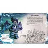 Lego Nexo Knights. Cartea lui Monstrox |