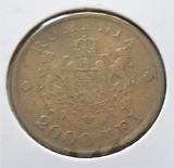 Romania 2000 lei 1946 *