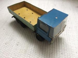 jucarie din tabla masina camion DAC de colectie hobby romaneasca comunista RSR