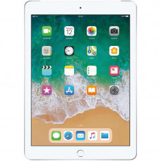 "Apple iPad 9.7"" (2018), 128GB, Cellular, Silver"