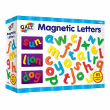 Set litere magnetice (80 piese) PlayLearn Toys, Galt