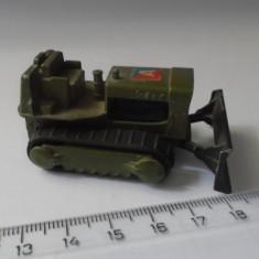 bnk jc Matchbox 16d Case Bulldozer