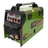 Invertor de sudura semi-automat Procraft SPH-310P, 310 A, MIG, MAG, MMA, electrozi 1.6 - 4 mm, IP 21