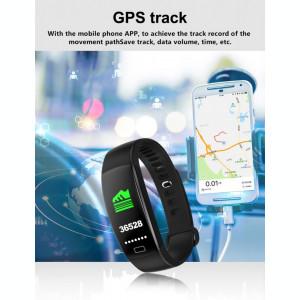 Bratara Fitness Inteligenta/ Smart Band Blood Pressure Heart Rate Monitor