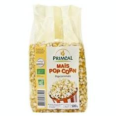 Porumb Pop Corn Bio Primeal 500gr Cod: 3380390036405