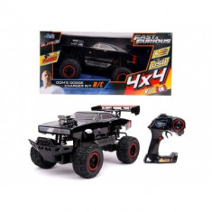 Fast and Furious RC 4x4 Dodge Charger 1970, scara 1:12