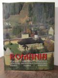 ROMANIA SCHITURI , MANASTIRI , BISERICI  2001