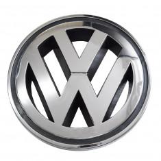 Emblema auto Vw Golf 5 Jetta 3 Passat 3C Passat CC Tiguan 5N Touareg 1K5853600MQH 150mm , spate