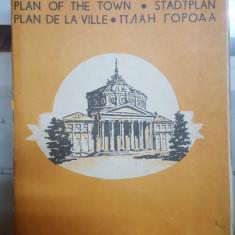 București, Plan oraș, Adrese utile,  Împrejurimile Bucureștiului