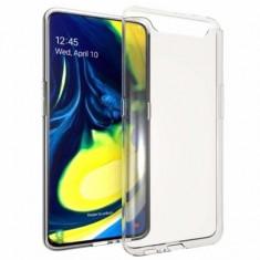 Husa Samsung Galaxy A80Galaxy A90 Iberry TPU UltraSlim Transparent
