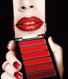 Cumpara ieftin Paleta 6 rujuri Loreal Color Riche Lip Palette Varianta Red