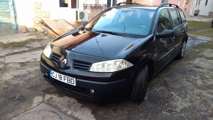 Renault Megane 1.5dci 2004