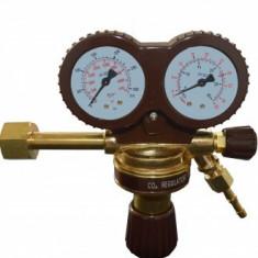 Reductor de presiune ALFARED PRO Argon +Co2 cu doua ceasuri