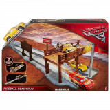 Set de joaca Disney Cars, Fireball Beach Run DVT47