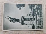 R.P.R.- București - Monumentul Pompierilor din Dealul Spirei.