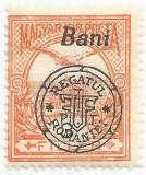 Romania, Emiunile Oradea, LP 11b/1919, Turul, Bani sus,