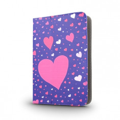 "Husa Tableta Universala (9 - 10"") (Hearts)"